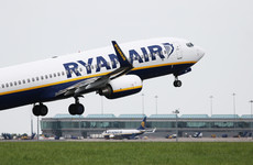 Here are the cancelled Ryanair flights up to Wednesday this week