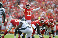 In the future, every quarterback will be Alex Smith