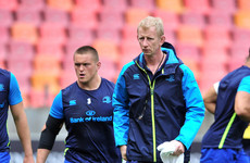 Leinster unfazed by altitude challenge as they prepare for the Cheetahs