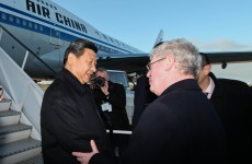 Gilmore: We raised human rights issues with China vice president