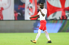 Kick to the face of opponent earns Liverpool-bound Keita a 3-match ban