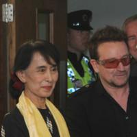 Four in 10 people think Suu Kyi's Freedom of Dublin award should be taken back