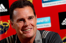 Erasmus thinks his former assistant Wessels would be a good fit at Munster