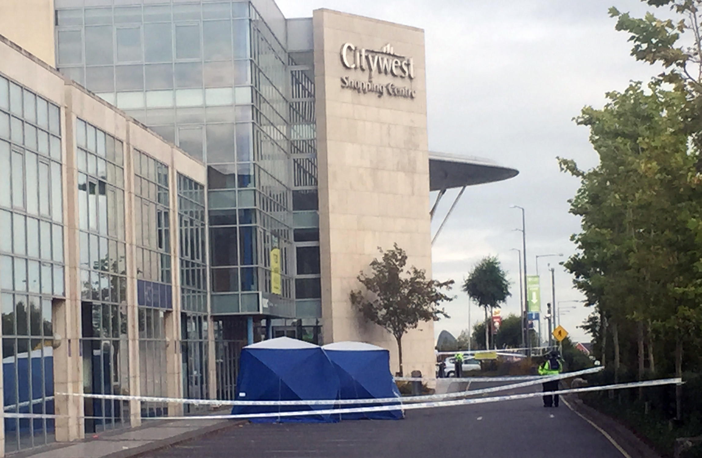 Man Shot Dead In Tallaght