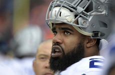 Ezekiel Elliot's NFL suspension case looks set to drag on through the courts