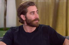Jake Gyllenhaal answered a question about Taylor Swift while promoting his new movie... it's the Dredge