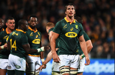 'Keep our families out of it': Etzebeth tells angry 'Bok fans to direct frustration at players