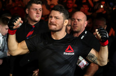 Bisping contemplating retirement after he sets new UFC record against GSP