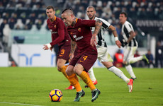 'They called me a piece of shit for the whole game': Nainggolan openly explains hatred of Juventus