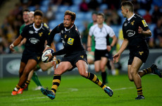 Blow for Ulster's Champions Cup opponents as Cipriani ruled out for 12 weeks