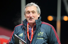 Munster and Leinster Rugby lead tributes to the late Pat Geraghty