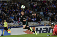 Boos can make Gareth Bale better - Zidane