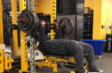 James Harrison is stronger than you and he's not afraid to show it