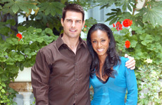 Jada Pinkett-Smith isn't a Scientologist, she's just good friends with Tom Cruise... It's the Dredge