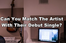 Can You Match The Artist With Their Debut Single?