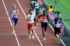 'The trigger was the beer can being thrown': Alleged assailant of 800m world champ points the finger