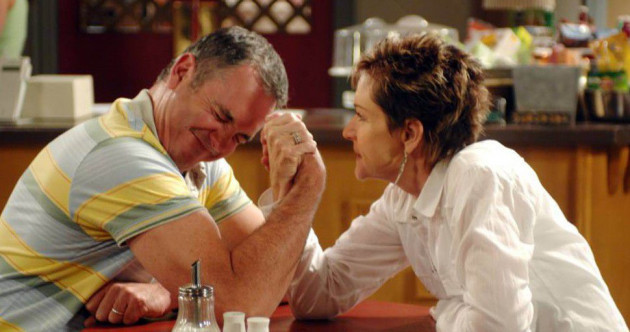 Here's why Karl and Susan from Neighbours are the most problematic soap power couple