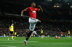 Forgotten man Luke Shaw returns for Man United as Rashford and Martial star in easy win