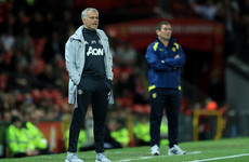 Mourinho suggests English football would be better off without the League Cup