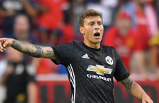 Man United defender 'wasn't strong enough' for Birmingham