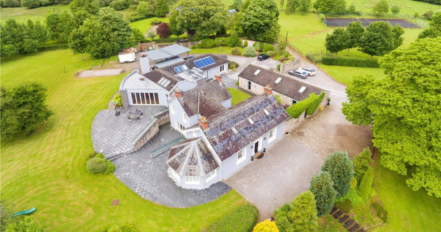 Comedian Pat Shortt's €1.2m home sits right on the banks of the Shannon