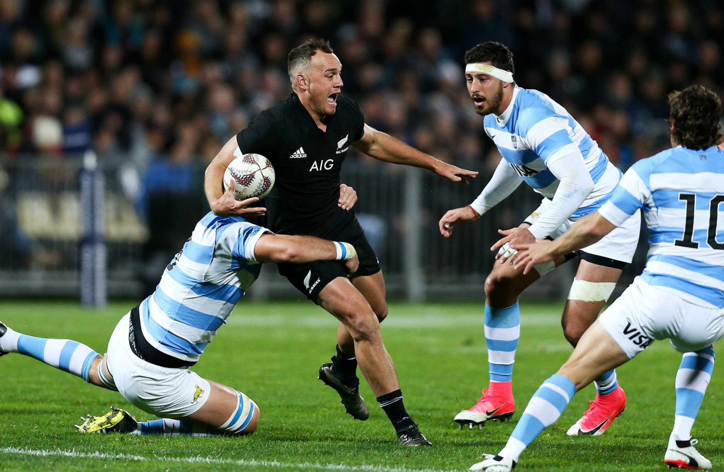 New Zealand back Israel Dagg sidelined for season