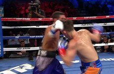 Michael Conlan levels Kenny Guzman with spectacular right-hand knockout