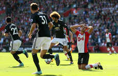 As it happened: Southampton vs Man United, Premier League