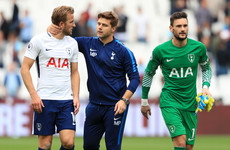 'I am in love with him': Pochettino gushes over in-form Kane
