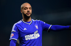 Watch: David McGoldrick scored a fine header as Ipswich fell to high-flying Leeds