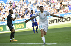 Ceballos marks full debut with match-winning double as Real bounce back from shock defeat