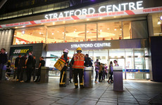 Six injured after fight in London shopping centre ends with acid attack