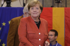 Angela Merkel will lead Germany once more but the far-right delivers strong third place