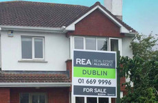 The cost of a three-bed house in Dublin city has gone up by €17,000 in three months