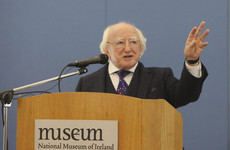 Over 75% of people want Michael D to serve a second term as president