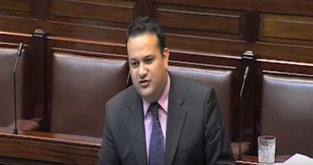 Dáil footage reuploaded to Oireachtas website after being taken down