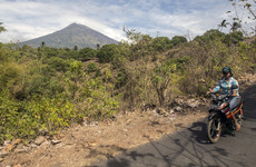 Nearly 50,000 flee amid fears of Bali volcano eruption