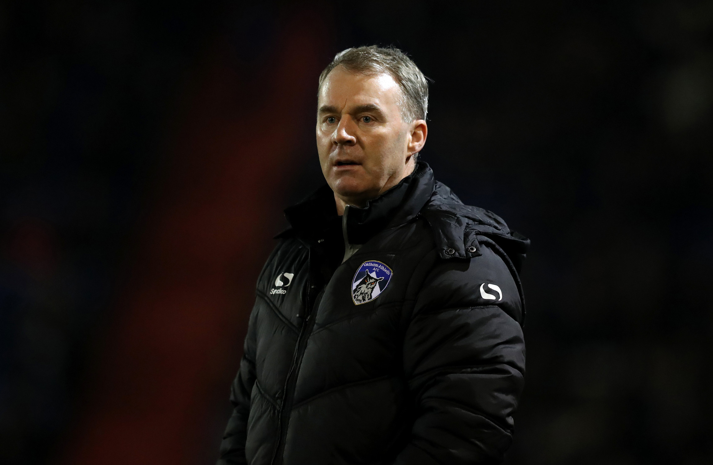 John Sheridan: Oldham Athletic manager leaves by mutual consent