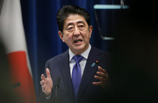 Japan's prime minister calls snap election