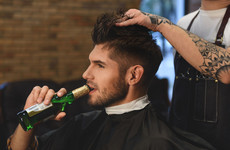 Poll: Should hairdressers and barbers be banned from giving out free alcoholic drinks?