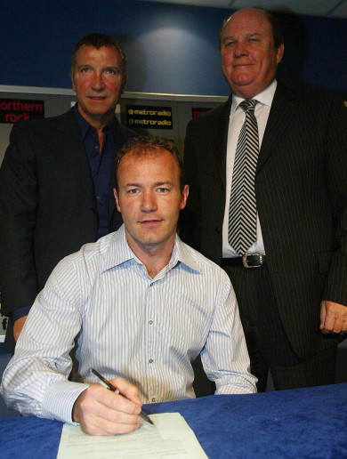 'I owe him a huge debt for bringing me home' - Ex-Newcastle chairman Freddy Shepherd dies