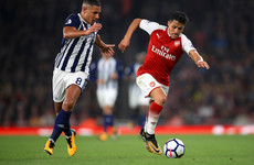 'That's cheating' - Tony Pulis rounds on Alexis Sanchez