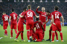 More Champions League disappointment for Liverpool in Moscow