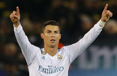 Remarkable Ronaldo downs Dortmund and all tonight's Champions League results