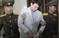 North Korea prisoner was blind, deaf, 'jerking violently' and howling when released, parents say