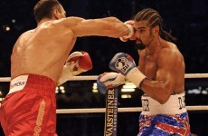 Counted out: Haye will not fight again – Booth
