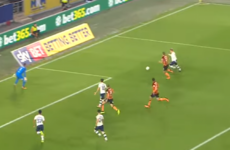 Daryl Horgan came off the bench to set up the winner for Preston last night