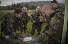On the hunt for a job? The Defence Forces have launched a new recruitment campaign