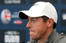 McIlroy 'under pressure' to compete at this week's British Masters