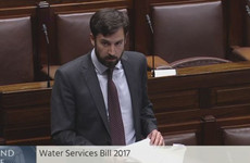 'Street thuggery has not won' - Just seven TDs in the Dáil to talk about water charge refunds